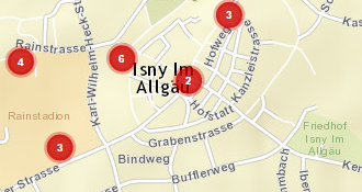 Digitaler Jugendstadtplan